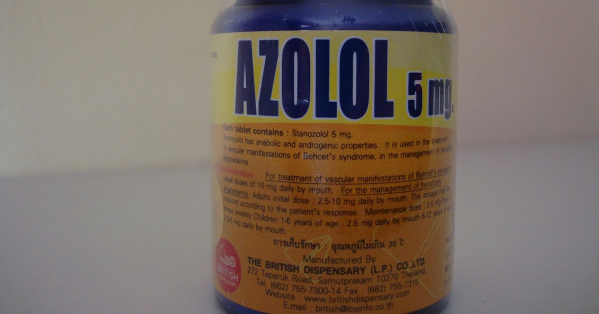 stanozolol cycle alone