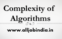 How to Compute the Complexity of an Algorithm