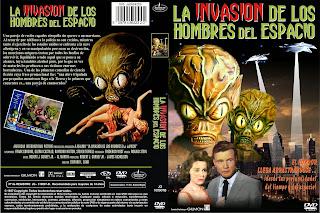 La invasión de los hombres del espacio (1957 - Invasion of the Saucer-Men)