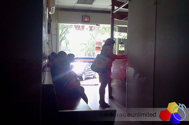 mknace unlimited™ | Suasana di poliklinik gelang patah