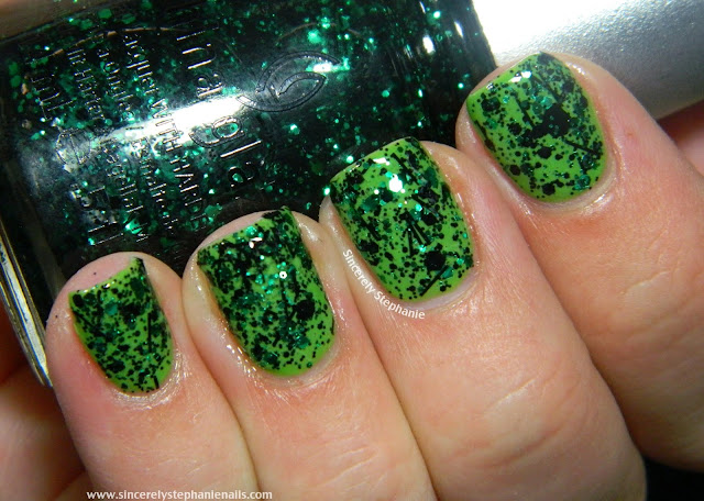 China Glaze Graffiti Glitter