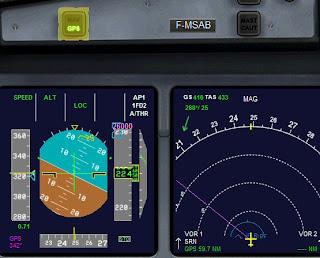 Effectuer un vol IFR : Compléments sur la navigation