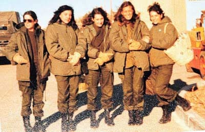 Instrumentadoras Quirúrgicas - Nottingham Malvinas - Veteranos de Guerra