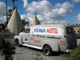 Wigwam Motel - CA