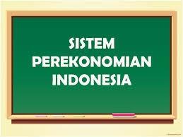 Ini Dia Contoh Makalah Perekonomian Indonesia