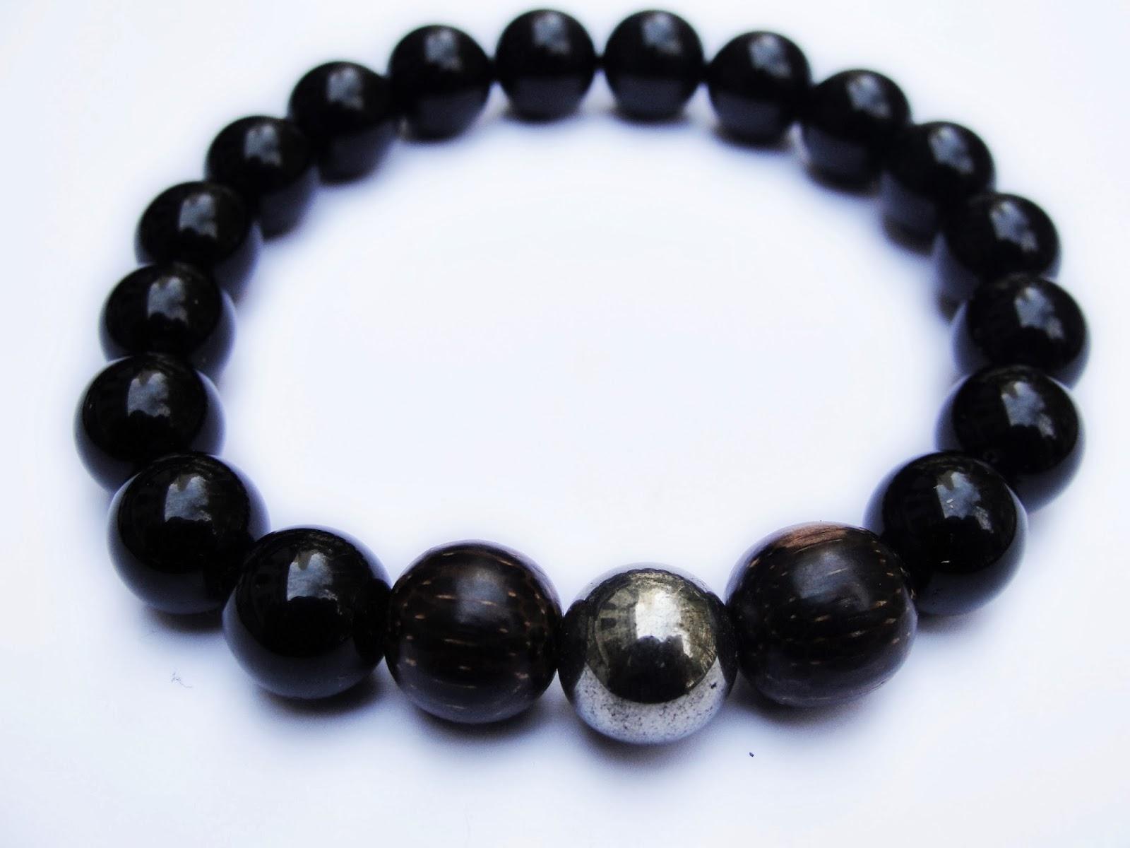 new boybeads anniversary collection wood bead bracelets
