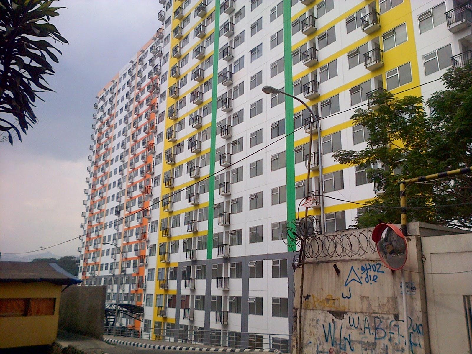 Rumah Bandung  Jual Apartemen Jardin Cihampelas  Rp  275 Juta