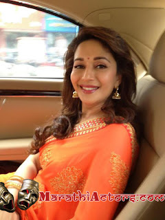 Madhuri Dixit - Nene latest photos