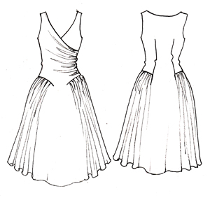 Drawing further Vector Silhouette Of Young 129577595 in addition Poodle Skirt Coloring Page Sketch Templates moreover Childrens Sketches Flats moreover Skirt Line Drawings. on skirt easy fashion sketches