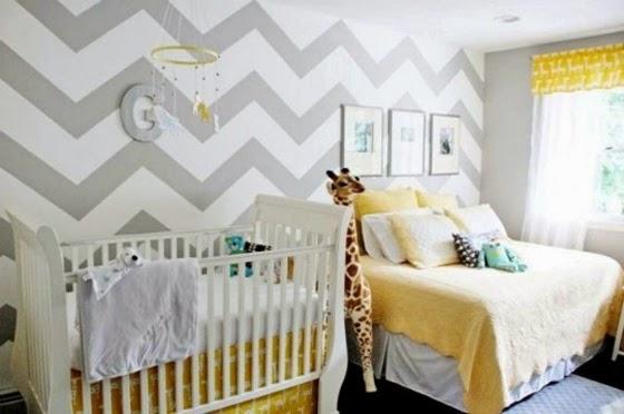 5 sposob w na urz dzenie sypialni rodzic w niemowlaka studio barw wiat wn trz z dzieci cych. Black Bedroom Furniture Sets. Home Design Ideas
