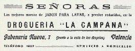 1930 DROGUERIA LA CAMPANA