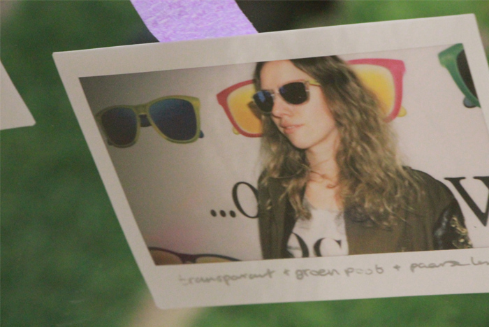 Oakley | sunglasses | freakdelafashion | april fashionreports | Fuse Communication | press day | game