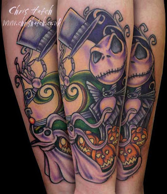 Halloween Tattoos