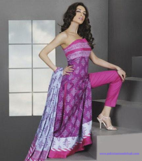 Iman Ali In Saree Images
