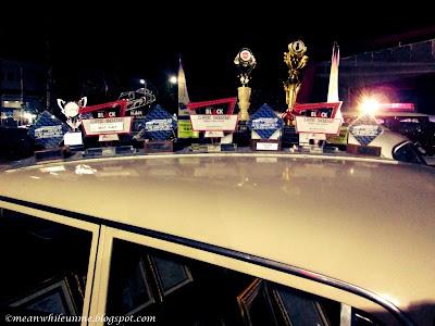 jogja classic autofest car trophy