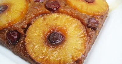 Fresh Pineapple Cake Recipes Uk