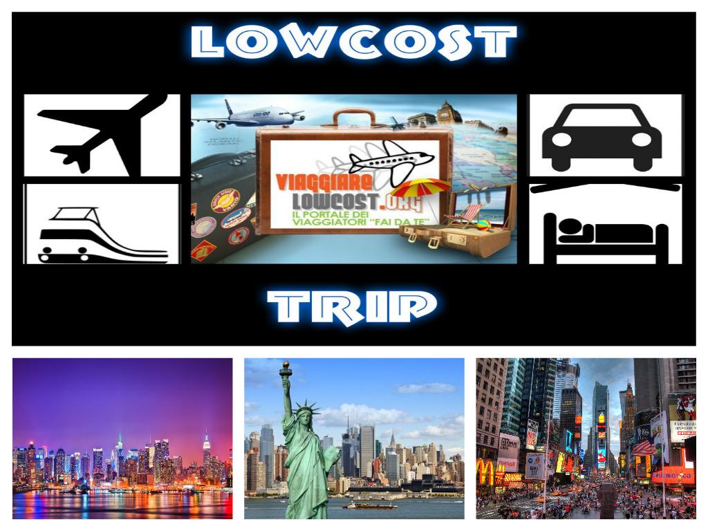 Viaggiare low cost il portale dei viaggiatori fai da te for Casa vacanza a new york manhattan