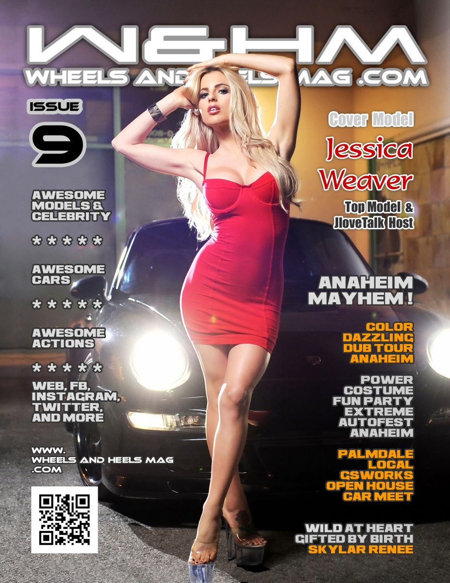 Wheels and Heels Magazine Issue 9