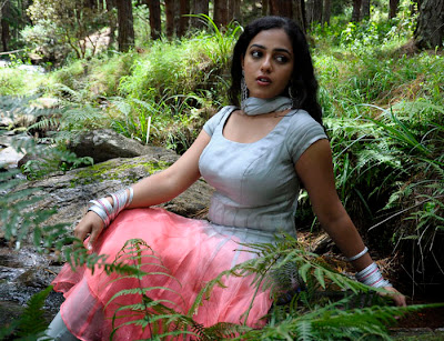 Nithya menon  Malayalam movie actress new photos Photoshoot images