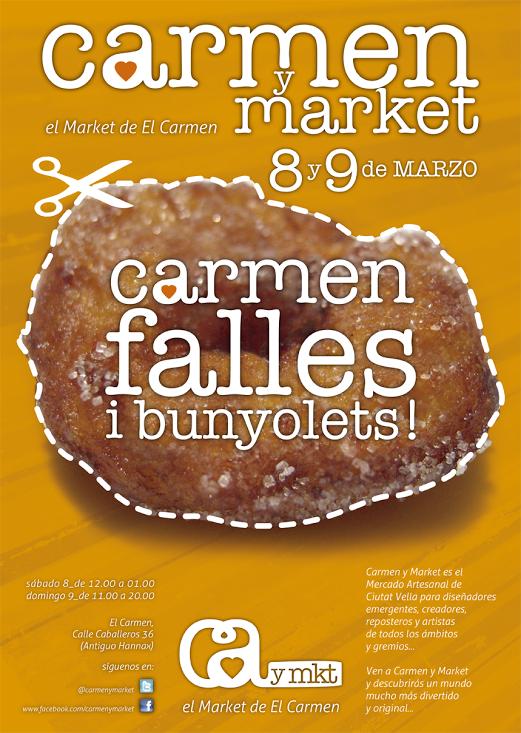 CARMEN Y MARKET - valencia, marzo 2014