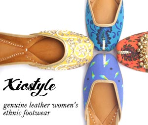 XioStyle - Add a splash of colour to your footwear Girls!