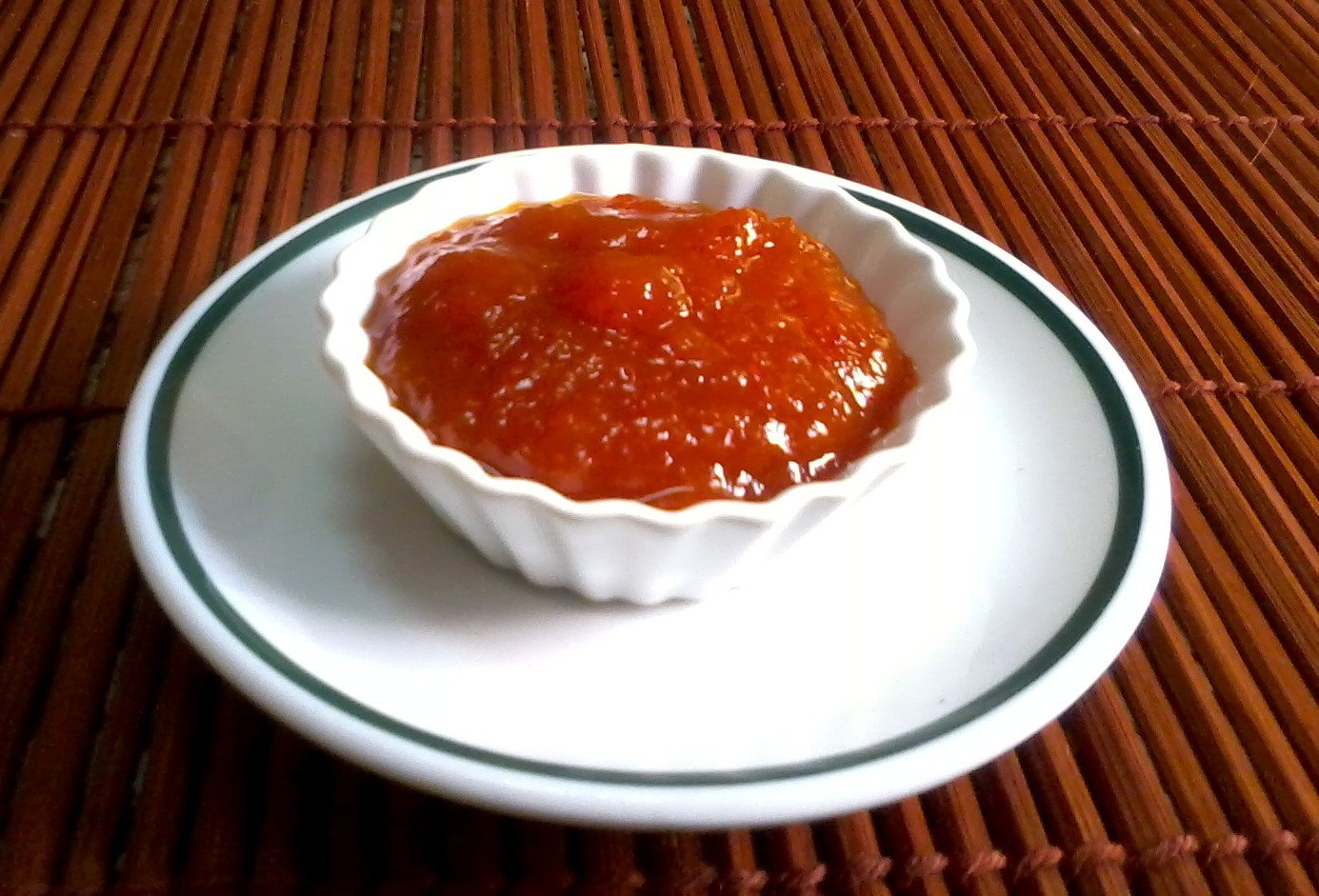 Inmacocinillas mermelada de pimiento rojo - Mermelada de pimientos rojos ...