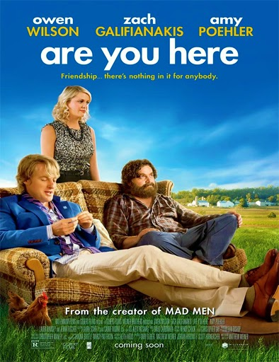 Ver Are You Here (2014) Online