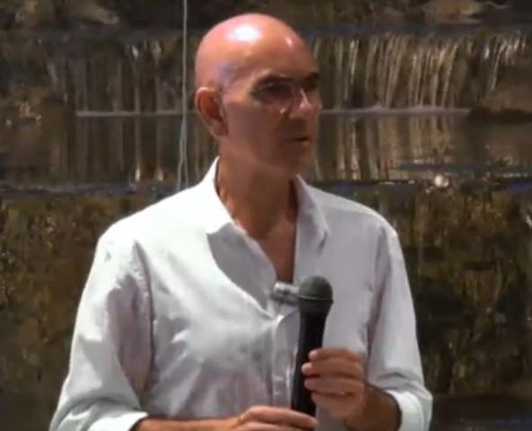 Emilio Carrillo, Ponencia en Barcelona