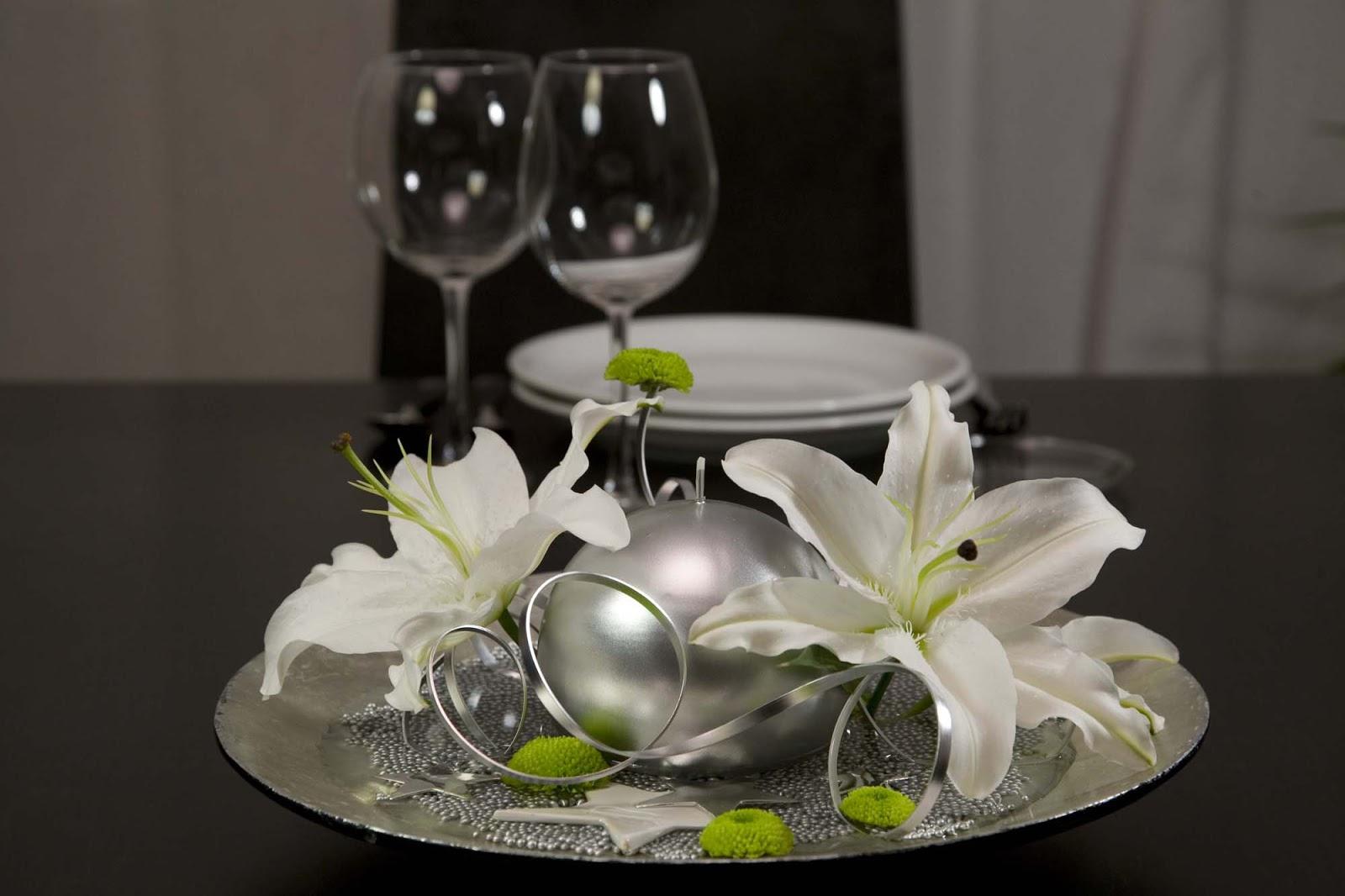 Blog maridaje gourmet y mas la trilog a m s navide a en - Decorar una mesa de centro ...