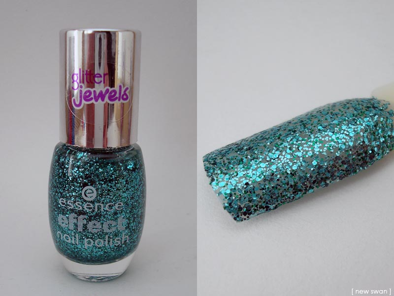 essence effect nail polish 06 party in a bottle