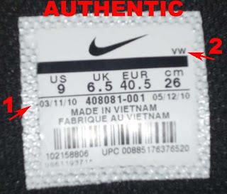Nike chính hãng