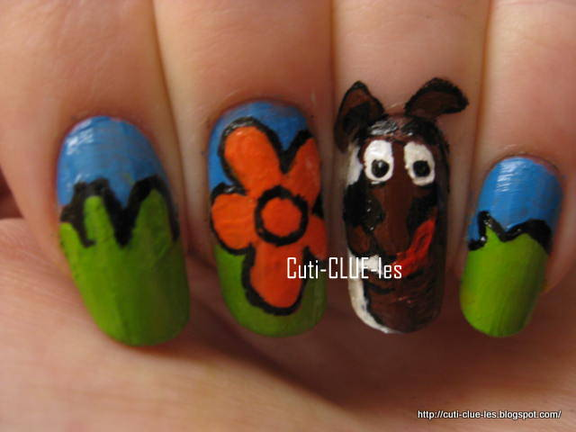 Cuti clue les my nail art picks from 2012 15 february 2013 prinsesfo Image collections