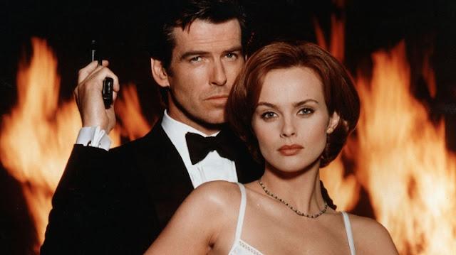 Best James Bond Pierce Brosnan