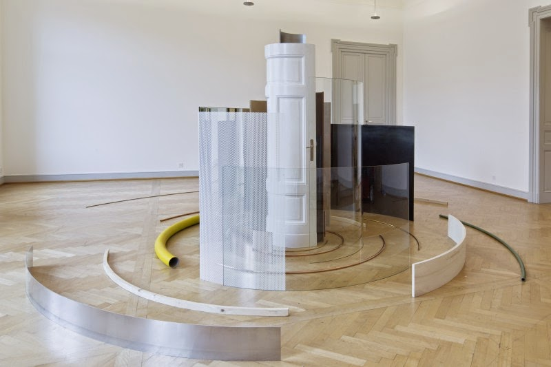 Alicja Kwade at Kunstmuseum St. Gallen
