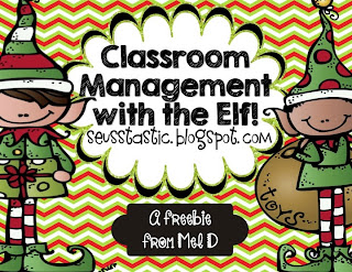 http://www.teacherspayteachers.com/Product/Classroom-Management-with-the-Elf-FREEBIE-421963
