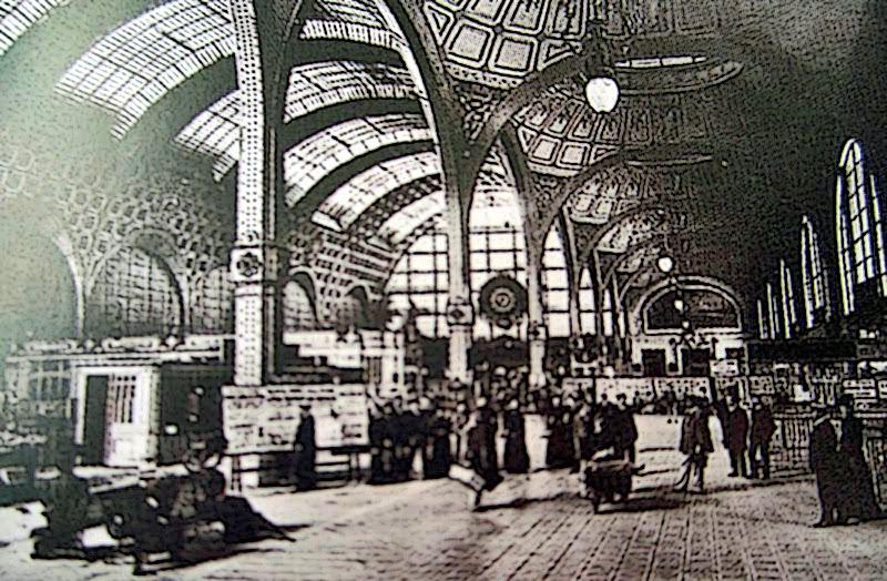 Kunst in de negentiende eeuw bouwkunst in de 19de eeuw for Interieur 19e eeuw