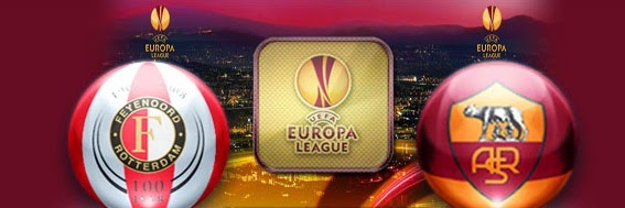 Feyenoord Vs AS Roma