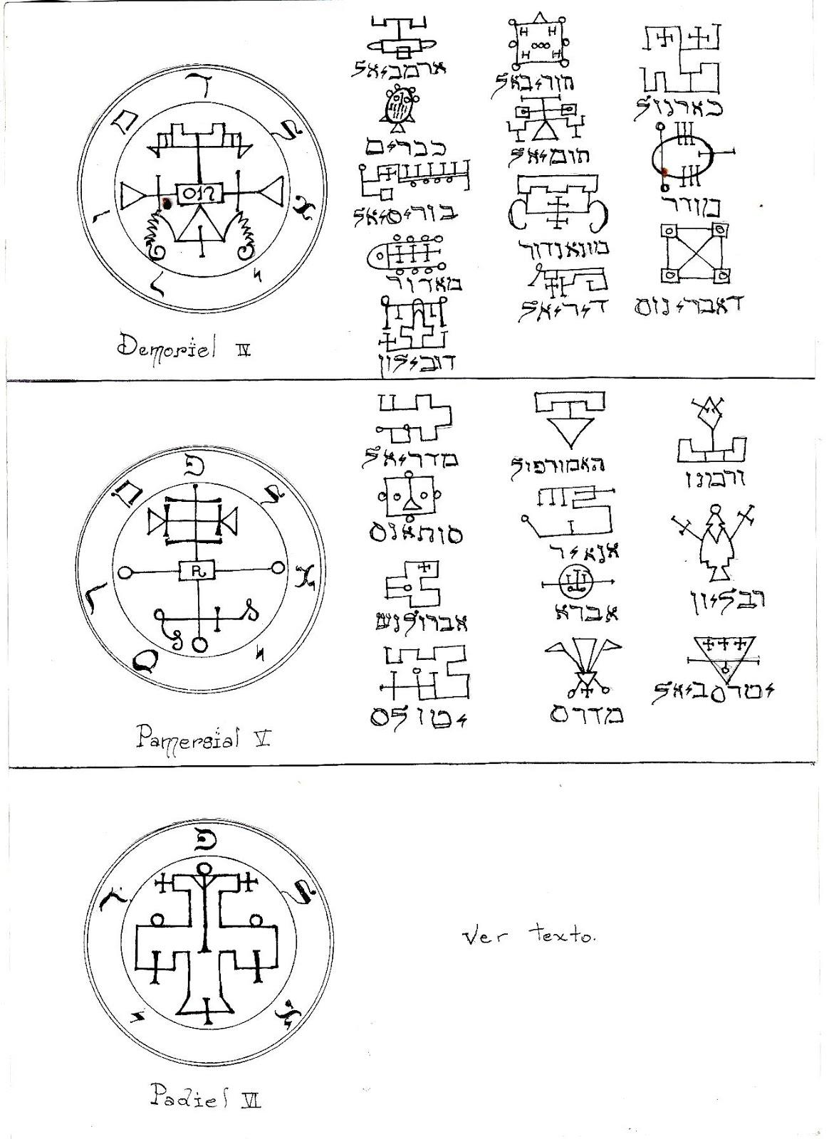 Romano kerr las 8 clav culas de magia for Conjuros de salomon