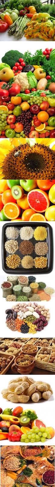 Περιεκτικότητα τροφίμων σε φυτικές ίνες