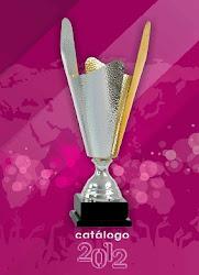 Catálogo Troféus 2012