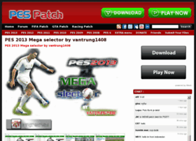 PES 13 Patch free download