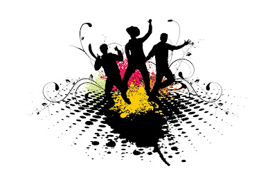 People disco wallpapers - music wallpaper