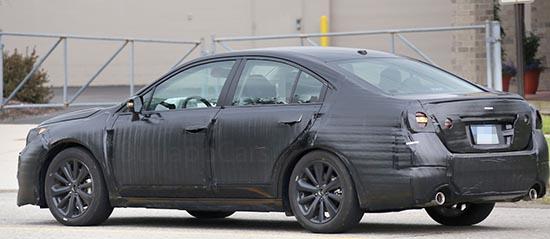 2015 Subaru Legacy???