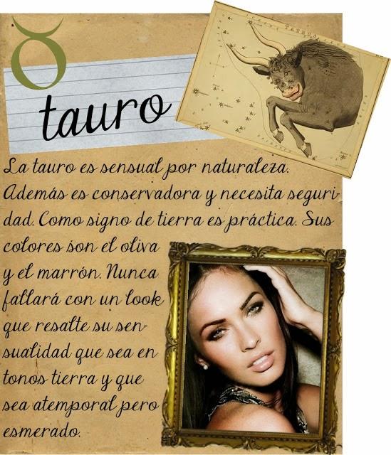 Maquillarse segun tu signo zodiacal, Tauro