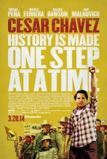 Cesar Chavez (2014) - Movie Review
