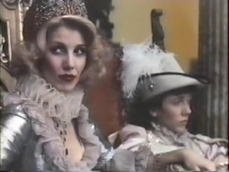 Cinderella 1977 snappy pussy sketch 5