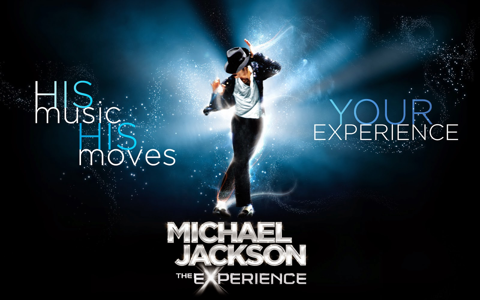 michael jackson the experience wide