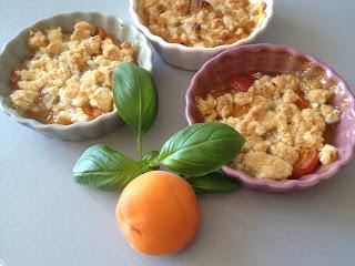 L'Abricot dans tous ses états #2 : Le crumble