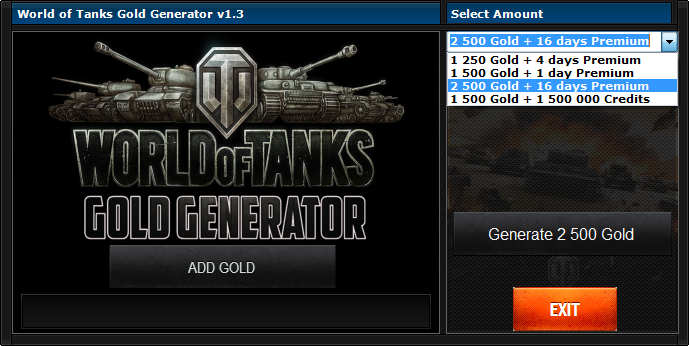 Tanks world pc of hack World of