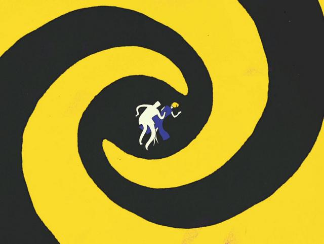 Chris Carboni   Cruisr - All Over. VideoClip Animación